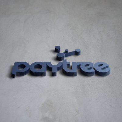 3D Logo Mockup pt